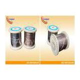 Nicr Alloy NiCr70 / 30 High Resistance Wire , Resistance Heater Wire