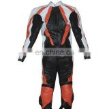 HMB-2110A MOTORCYCLE BIKER LEATHER JACKETS SUITS RIDING WEARS