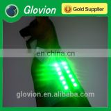 Best seller new design Micro USB charging LED dog harness