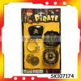 pirate compass plastic pirate coins for wholesale