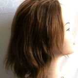 Short Wave Full Lace 100% Indian Remy Hair Wigs