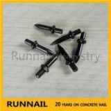 Fixpin, Black, Smooth Or Grooved, Steel Fixing Pins, Holland Quality, Reliable Supplier