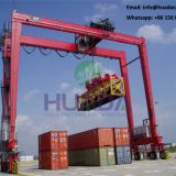 electric mini 20 ton harbor container handling port gantry crane