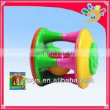 colorful baby sway bell shaking bell
