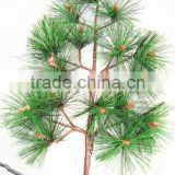 artificial green pine foliage ( ornamental foliage plants / plant bonsai flower/fruit tree of Este )