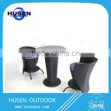 Cheap Rattan Bar Table And Chair Sets