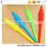 Novel creative fancy 3d crocodile shaped gel pen