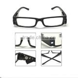 Wholesale new china plastic rechargeable led reading glasses