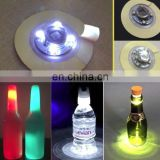 Led Light Drink 3M bottle coaster OEM design