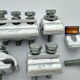1 bolt Aluminium-Copper Parallel Groove Connector