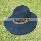 2016 new brand any color customized cheap price wool felt hat blank wholesale