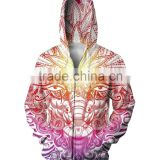 Customized Polyester Fleece Hoodies/ Sweatshirts/ Hooded Sweater