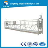 Hot dip galvanized temporary suspended platform ZLP800 for building cleaning