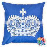Newest Fashion pillow cover decorative Eco- friendly Blue pillow case cover