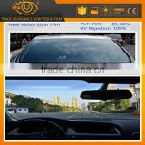 Glue Coating car window tint film with 99% UV hot sale