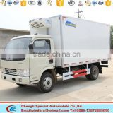 Best selling dongfeng refrigerated truck body, refrigerator cooling van for sale, refrigerated cold room van truck