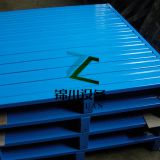 Durable Warehouse Steel Flat Pallet / Steel Metal Pallet