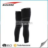 Professional Leg Running Sleeves Support Compression Brace thigh Shin warmers, Men/Women's Compression Running Sleeves