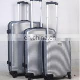 Good qualiry alibaba china abs luggage abs trolley abs travel luggage