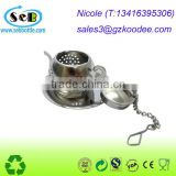 Fashionable+Eco-friendly+Newest+Promotional wholesale Tea Strainer,Tea Accessories,Tea Balls