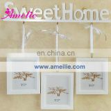 A0120 Fashion white color resin sweethome usb wedding favors and gifts