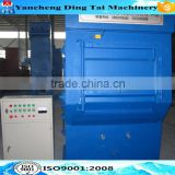 crawler type blasting machinery/Tumble Belt Type Shot blasting Machine is used for removing the sand and the oxided surface of t
