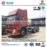 hot sale truck tractor, 6x4 hino tractor truck