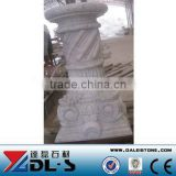 Decorative roman granite pillars moulding for sale