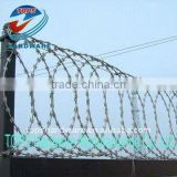 stainless sheet BTC type razor wire