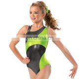latest fashion colorful one piece leotards and gymnastic wear for children