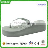 Made in china,Wedge Modern Beach Flip Flop,New Fashion Ladies Slippers Designs