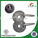 china supplier steel bevel gear, Whell Pinion and gear pinion