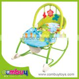 Top sale modern multifunction musical rocking baby lazy chair