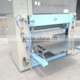 Multi-specifications sanitary cotton pad cutting machine