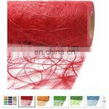 high quality decorative tulle and mesh fabric microfiber meterial durable use