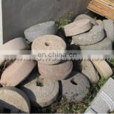 Various designs collection old millstones