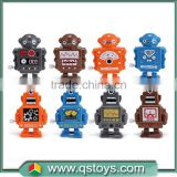 wind up toys for kids plastic robots toy