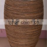 natural weaving planter