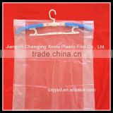 convenient garment plastic bag for suit made in China Quality Choice