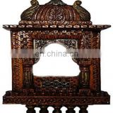 Handmade Wooden Picture Jharokha and Photo frame manufacturer