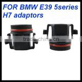 H7 <b>HID</b> bulb adapters holders <b>xenon</b> <b>lamp</b> base for BMW E39 <b>5</b> Series H7 <b>xenon</b> headlight bulbs