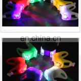 Competitive price Silicone cover bike LED light /flash light