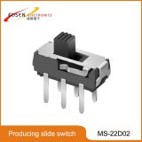 Slide Switch 2P2T RIGHT ANGLE Slide Switch