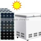 325L Integrated Solar Chest Freezer with Built-in Lithium Battery