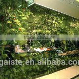 only $1.00 asia artificial green wall vertical hanging garden