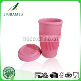 Reasonable price Green technology Professional bamboo fiber expresso cup