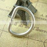 cheap & stable metal d ring