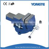 High Quality Heavy Duty Bench Vise With Anvil