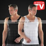 Men's Elastic Sculpting Vest Thermal Compression Base Layer Slim Compression Muscle Tank Shapewear for Men#MV-01