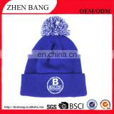 Producing Manufacture Custom Design Beanie